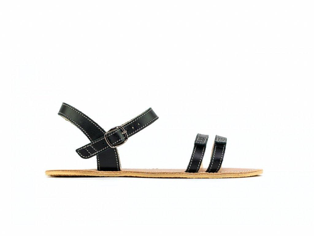Barefoot sandály Be Lenka Summer - Black