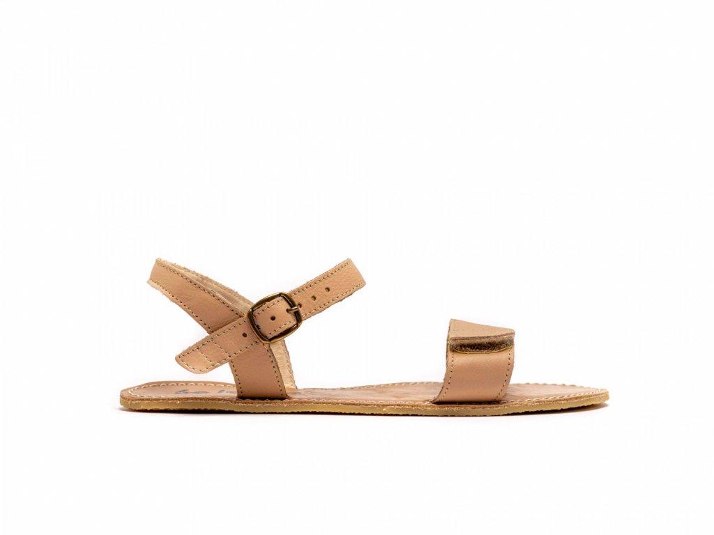 Barefoot sandály Be Lenka Grace - Brown
