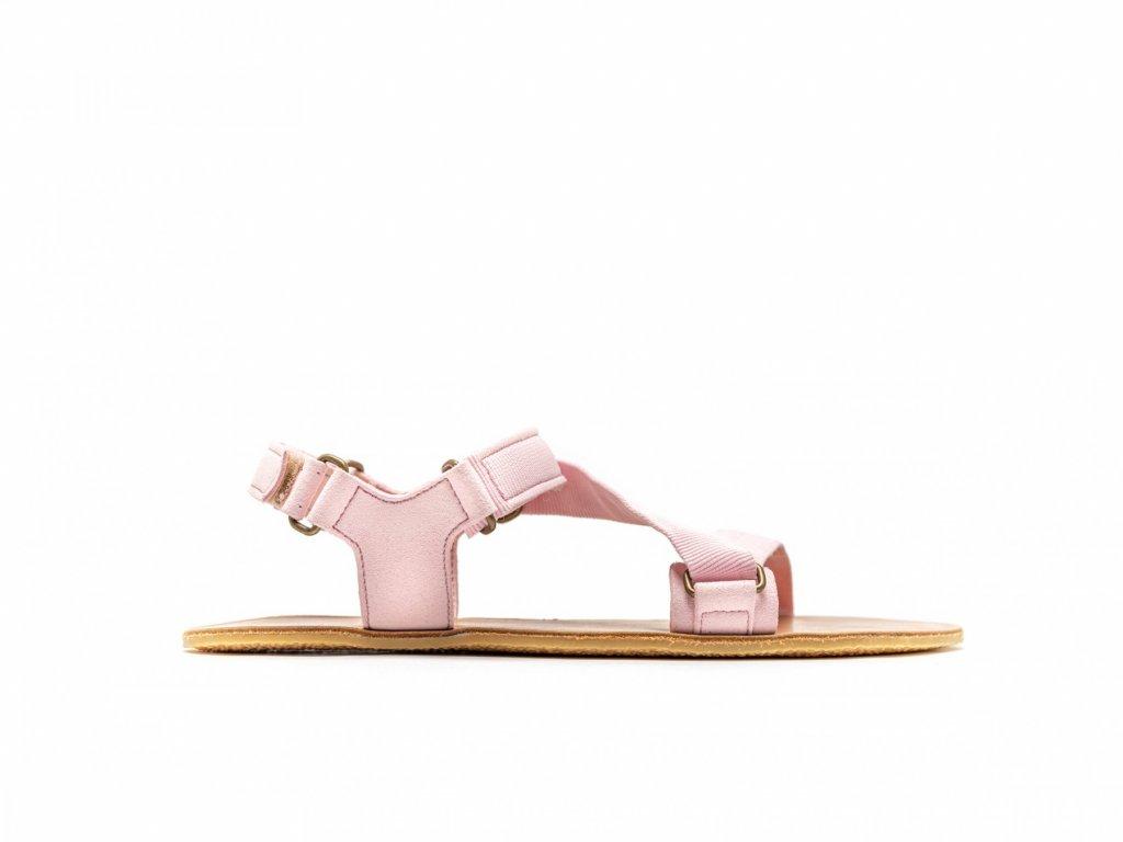 Barefoot sandály Be Lenka Flexi - Pink
