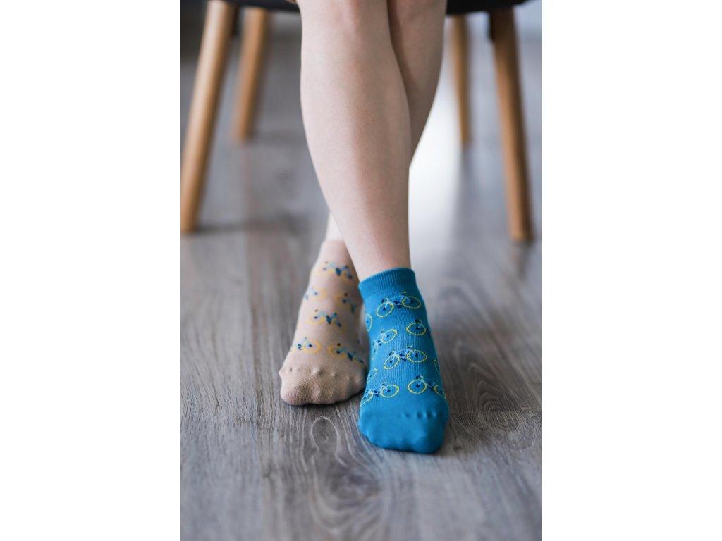 Barefoot ponožky krátké - Kola