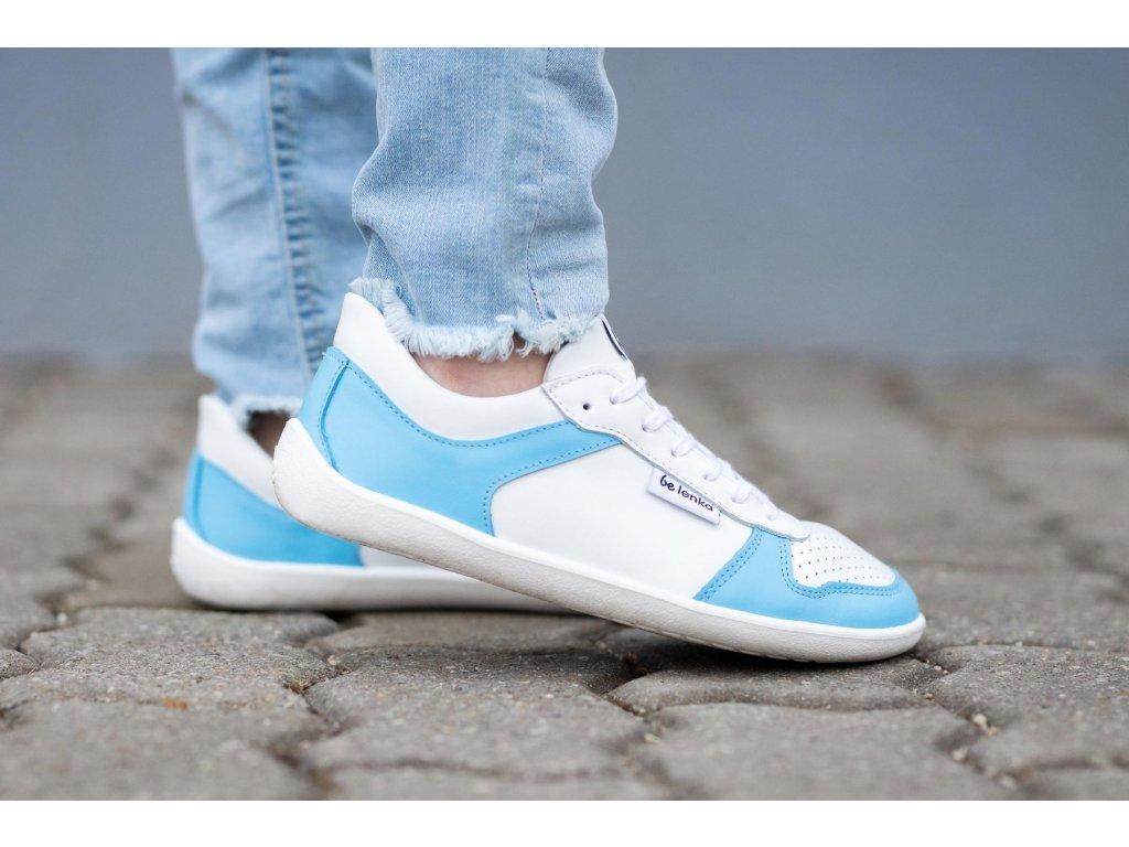 Barefoot tenisky Be Lenka Champ - Patriot - Blue & White