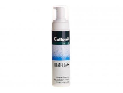 Čistící pěna Collonil Clean & Care – 200 ml