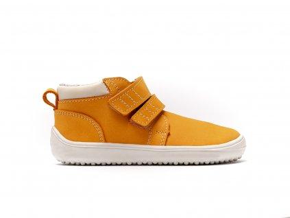 Dětské barefoot boty Be Lenka Play - Mango