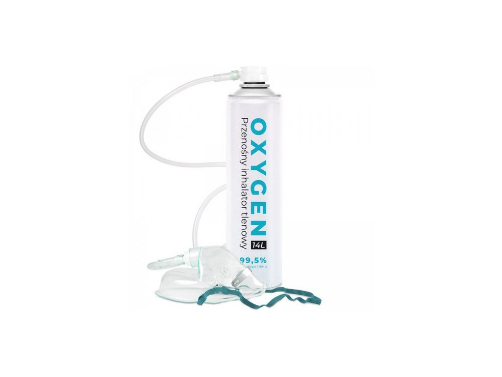 c item 3541 flasa kyslik oxygen 995