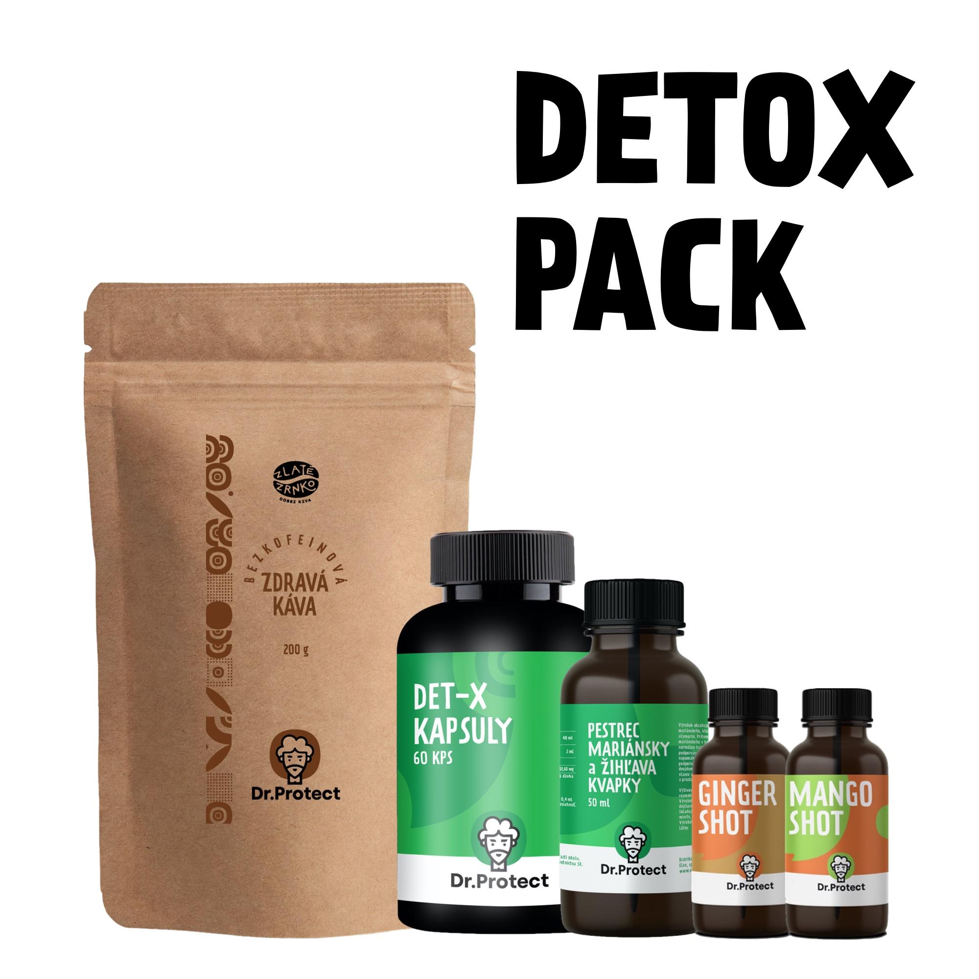 Levně Dr.Protect Detox Pack