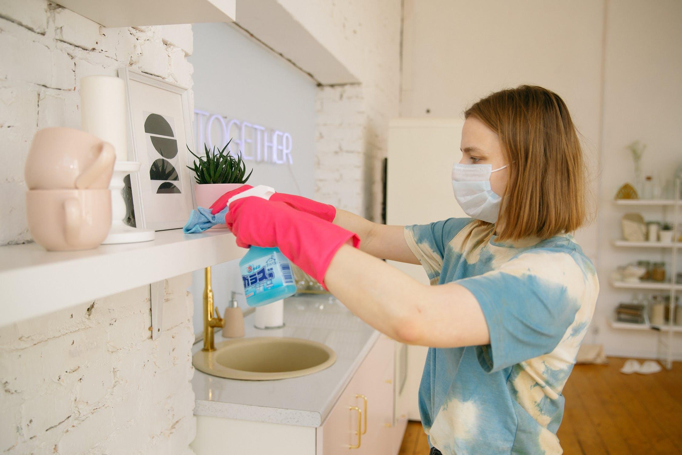 Ako správne dezinfikovať domácnosť? 9 vecí, ktoré by ste mali vedieť!