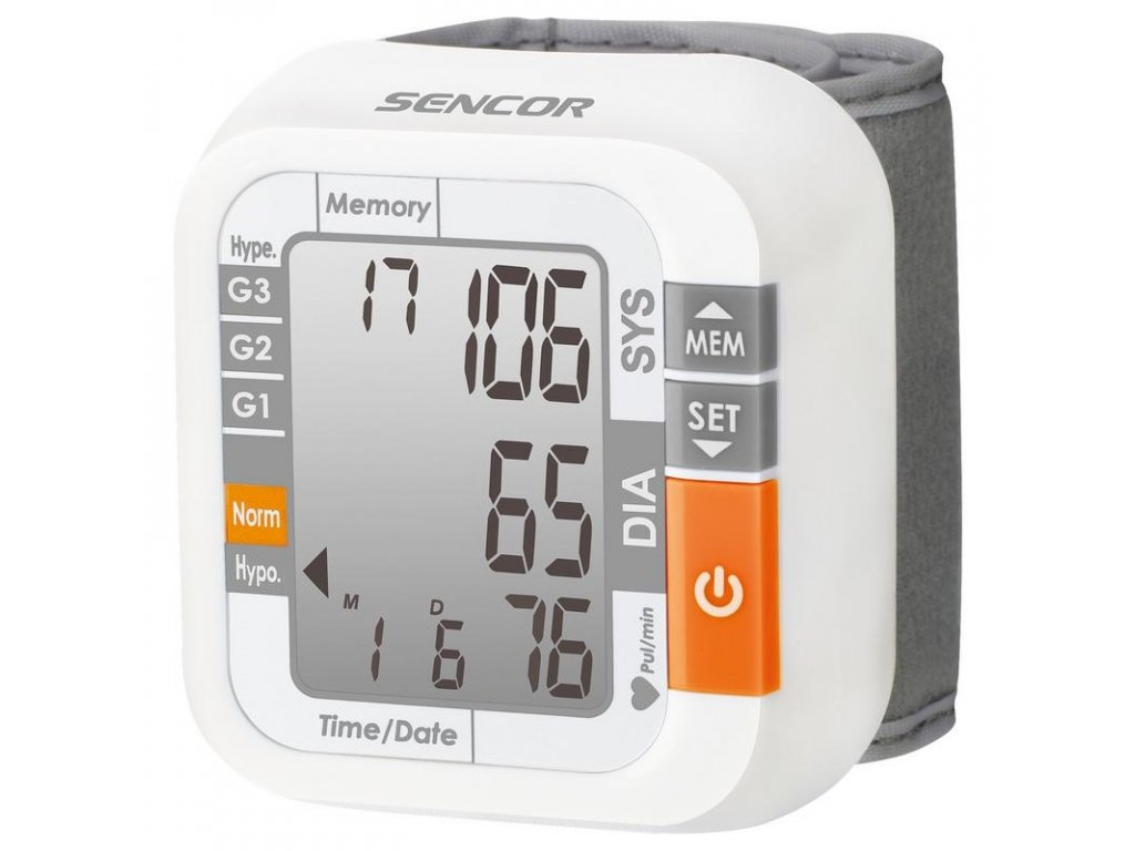 171024 sencor sbd 1470 digitalny tlakomer