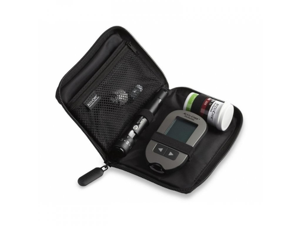 160509 accu chek glukomer performa kit