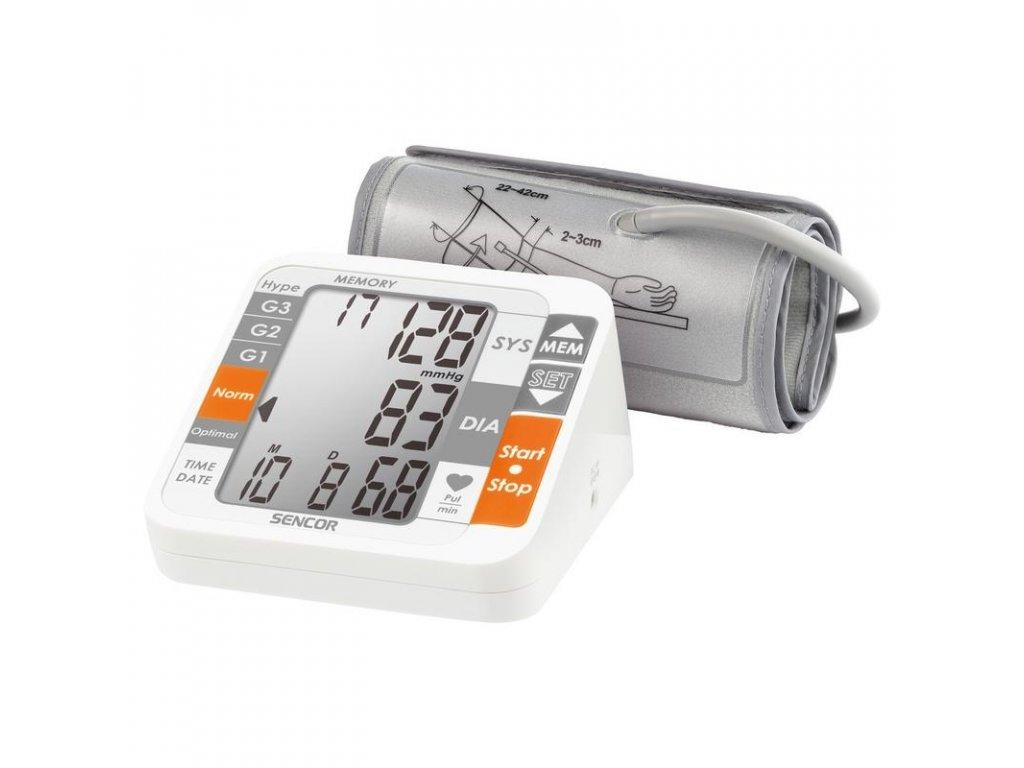 171024 sencor sbp 690 digitalny tlakomer