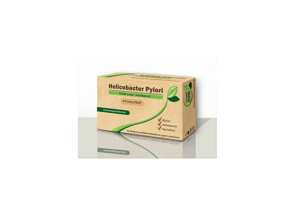 rychlotest helicobacter pylori VEDA.LAB 1