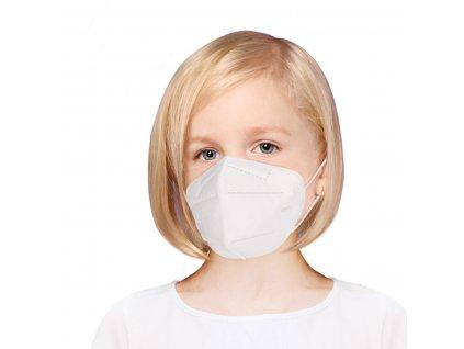 detsky respirator ffp2