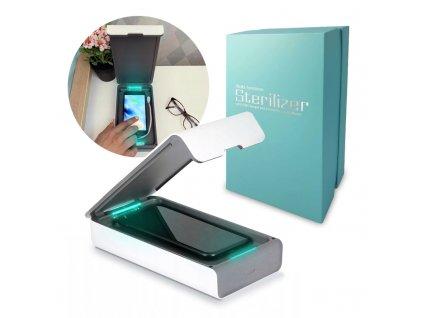 uv sterilizer for mobile phones tools aromatherapy model 2