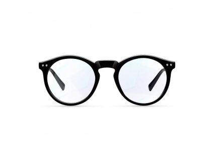MELLER KUBU BLACK okuliare na počítač s filtrom blokujúcim modré svetlo