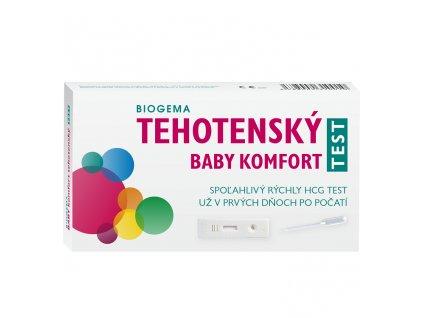 Tehotensky test Komfort 2