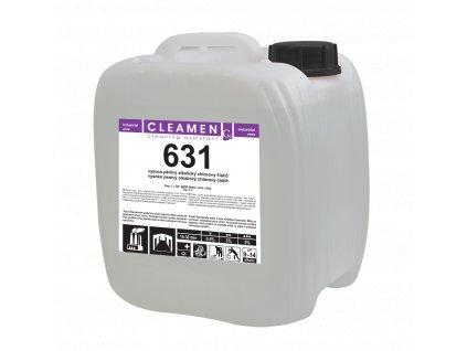 Cleamen 631 vysoko penivý chlorový dezinf.prostriedok 24kg