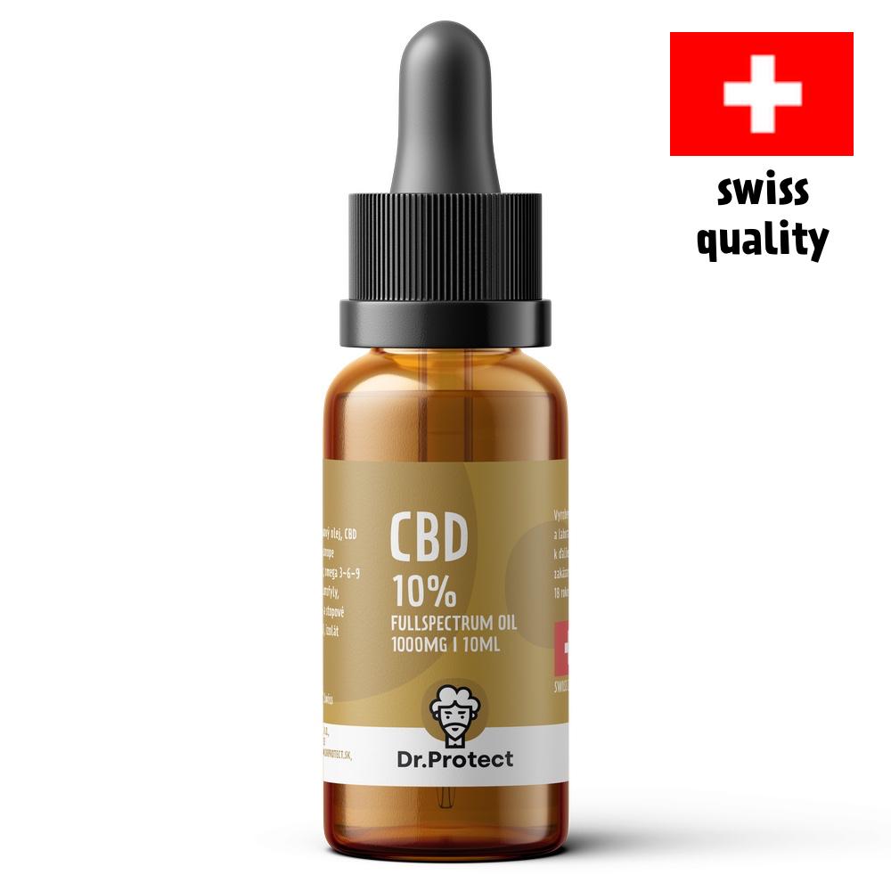 Dr.Protect CBD 10% Fullspectrum Oil 1000mg 10ml