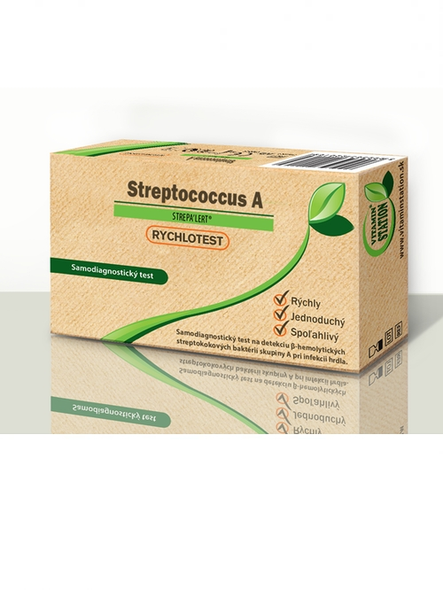 VEDA.LAB test Streptococcus A 1ks