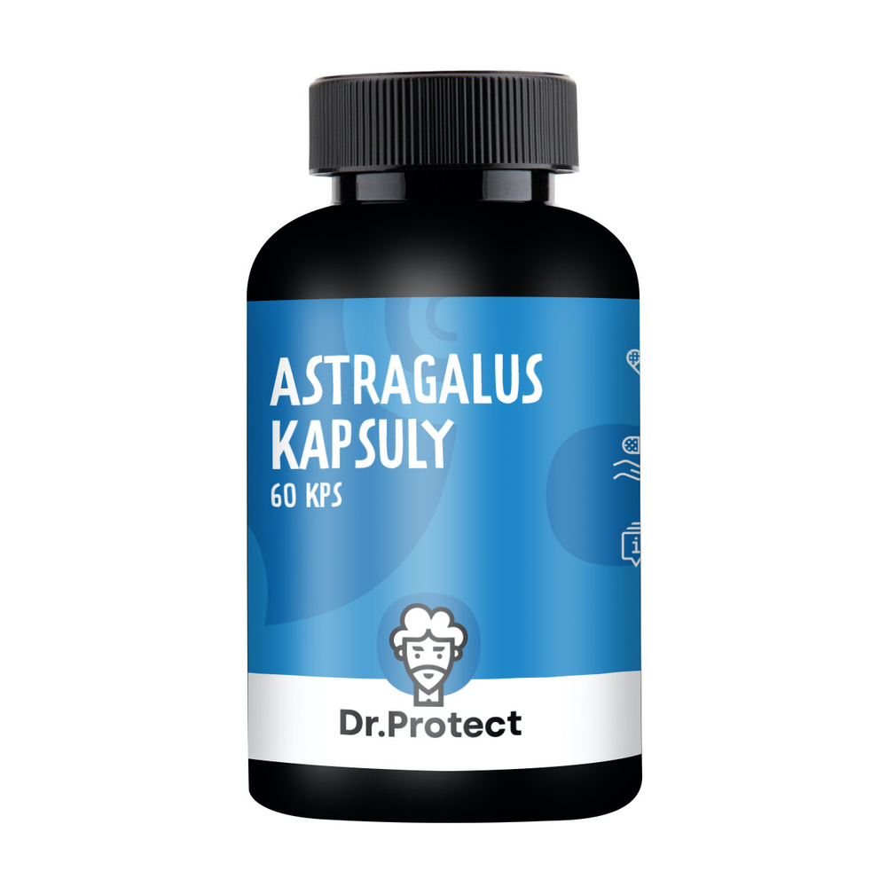 Dr.Protect Astragalus kapsuly 60 kps