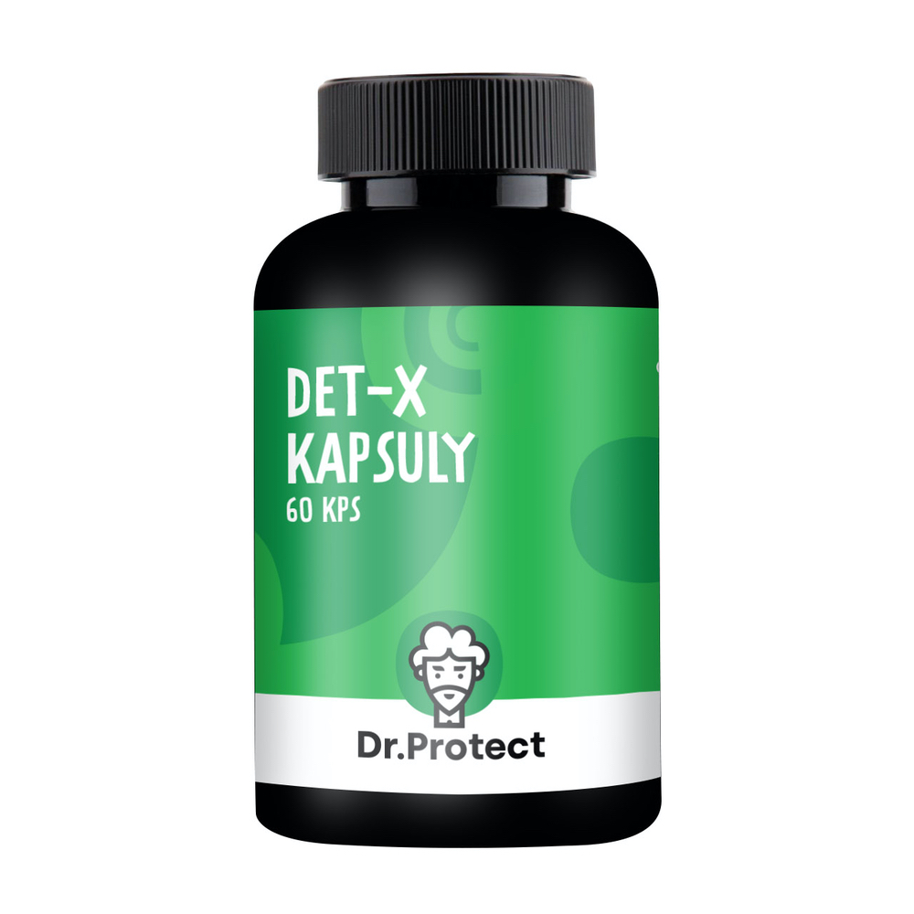 Dr.Protect Det-X kapsuly 60 kps