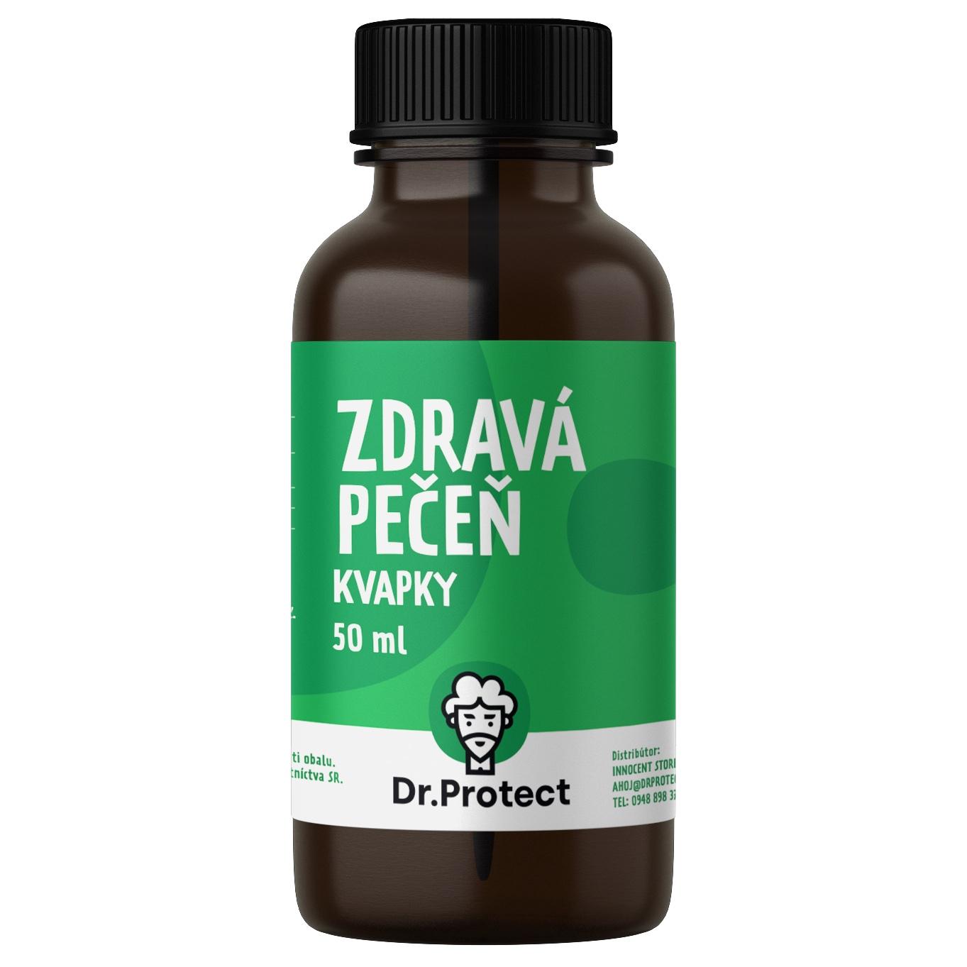 Dr.Protect Pestrec Mariánsky a Žihľava kvapky 50 ml