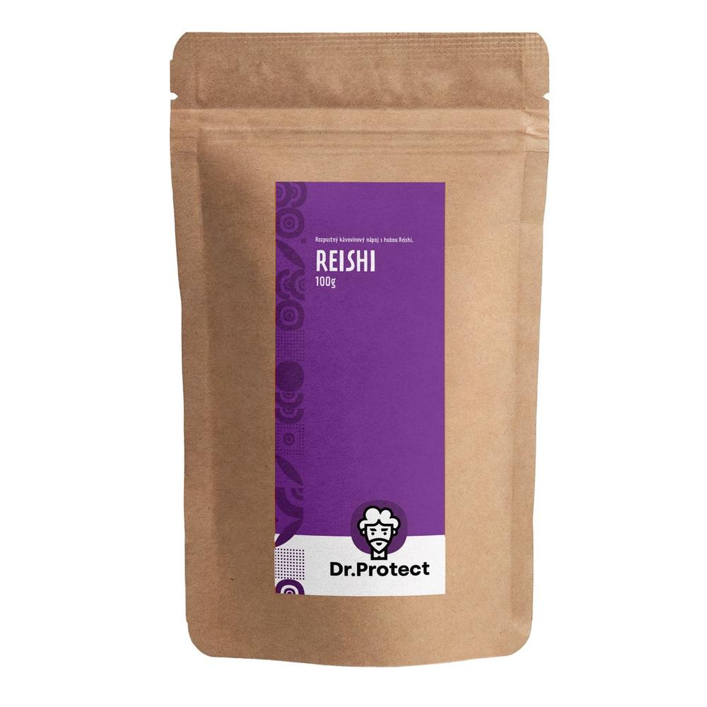 Dr.Protect kávovinový nápoj hubou s Reishi 100g