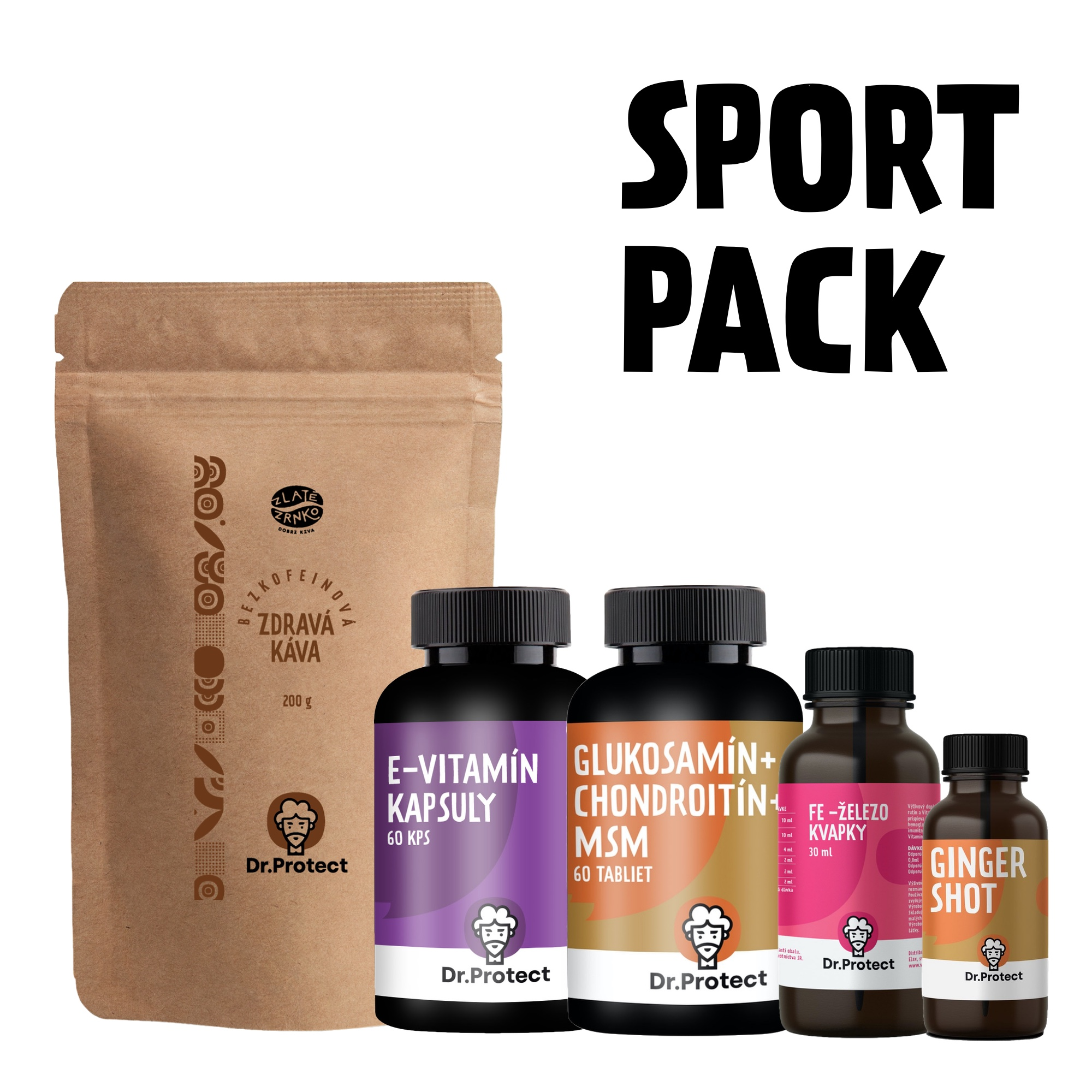 Dr.Protect Sport Pack