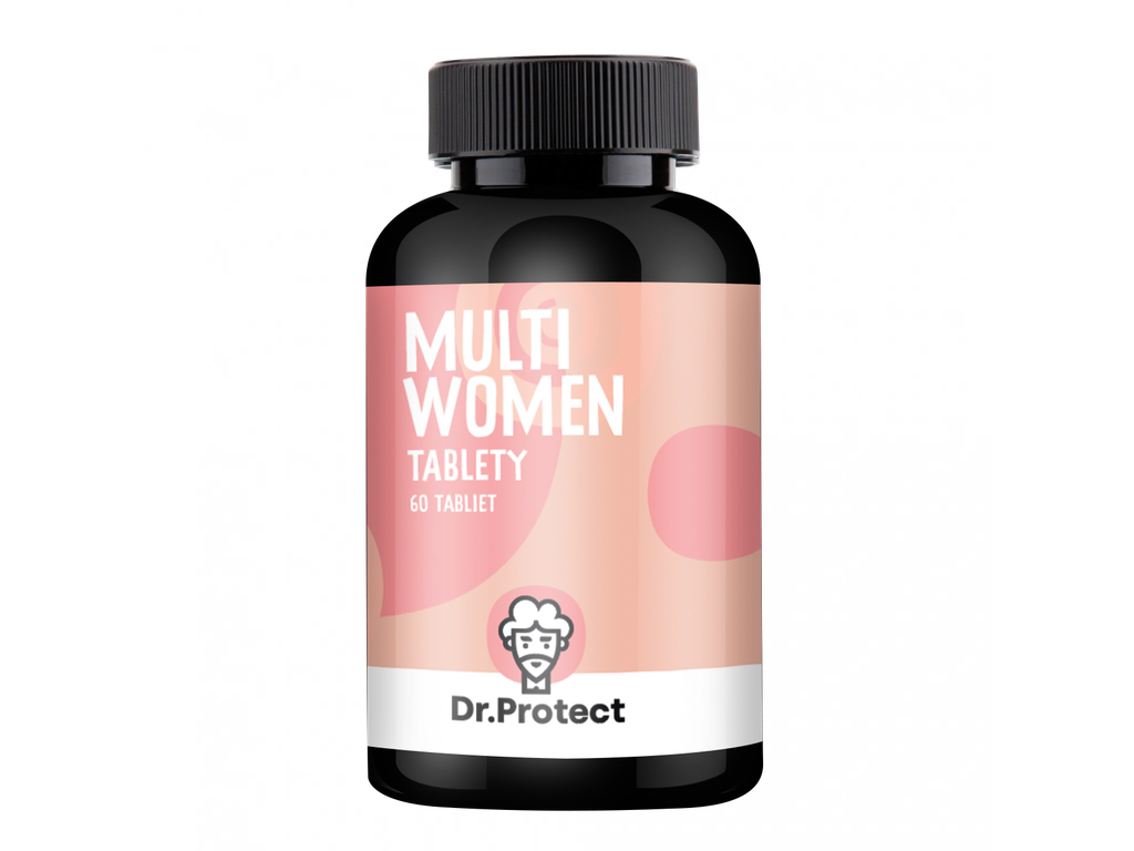 Dr.Protect MultiWomen tablety 60 tabliet