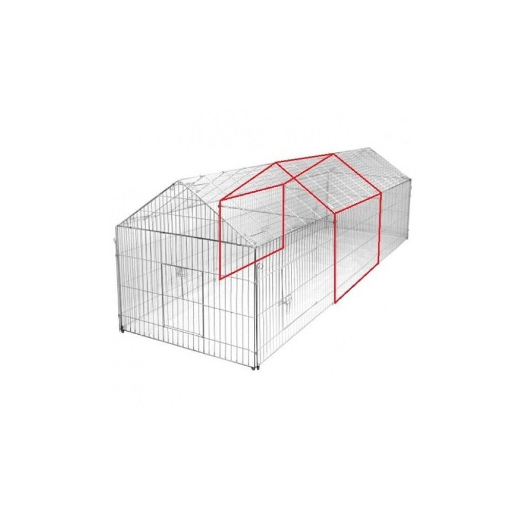 prodloužení pro klec 110x103x103cm