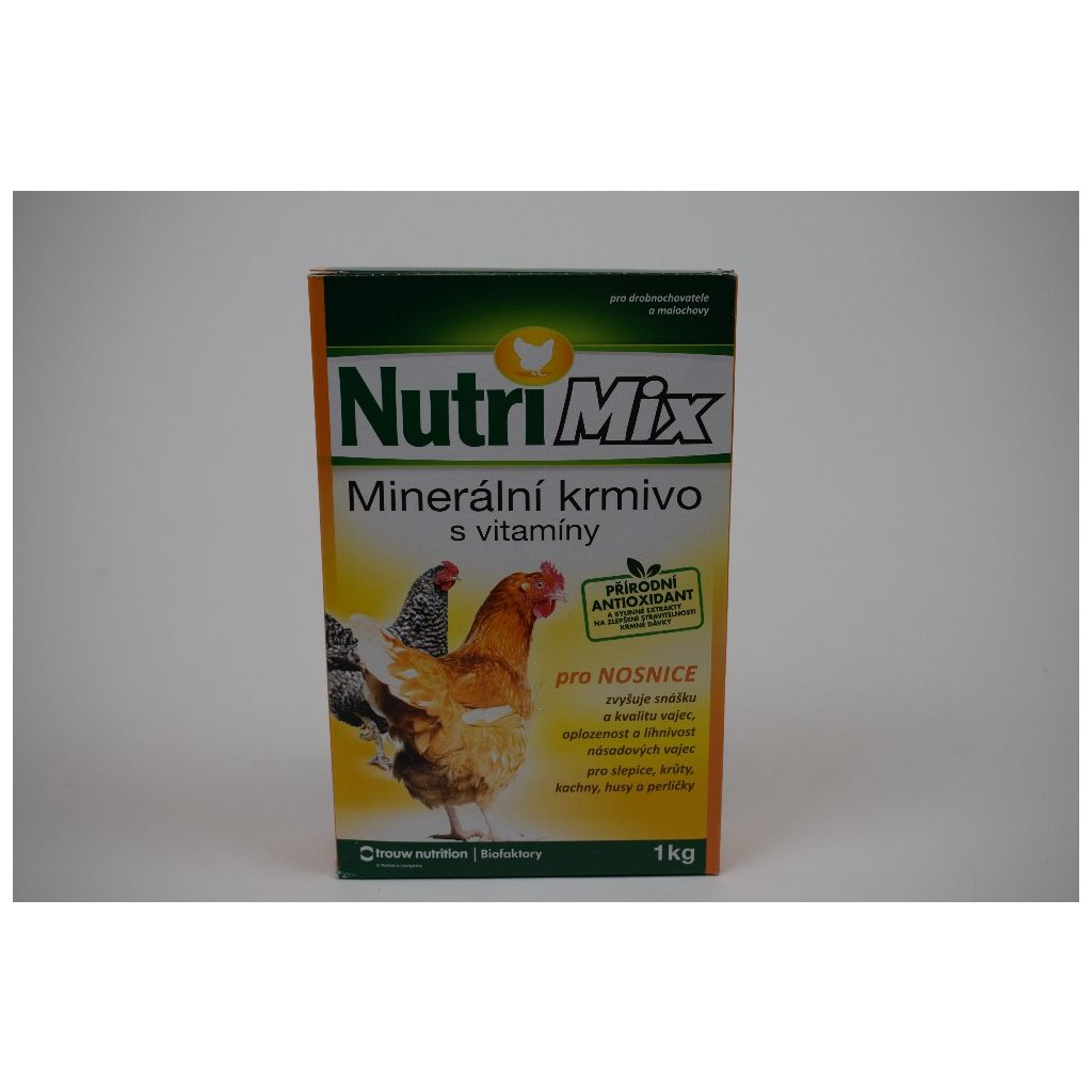 NutriMix pro nosnice 1kg