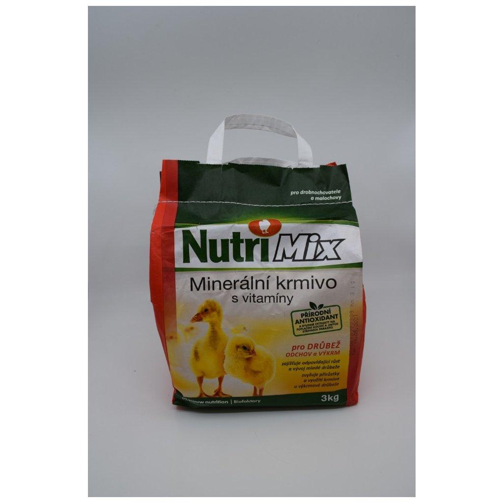 NutriMix pro nosnice 3kg
