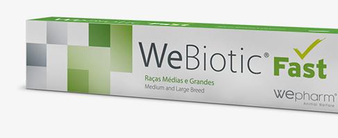 WeBiotic Fast - posiluje funkci trávicí soustavy