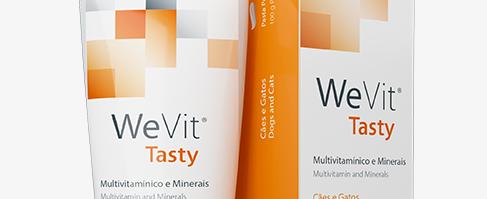 WeVit Tasty - multivitaminy a minerály