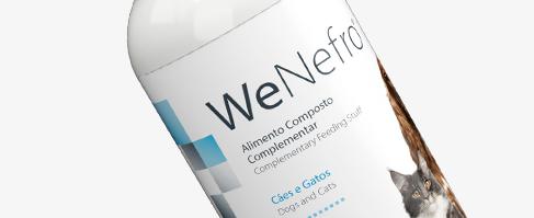 WeNefro - podporuje funkci ledvin v případě chronického onemocnění