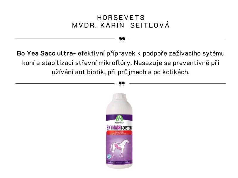 HorseVets MVDR. Karin  Seitlová
