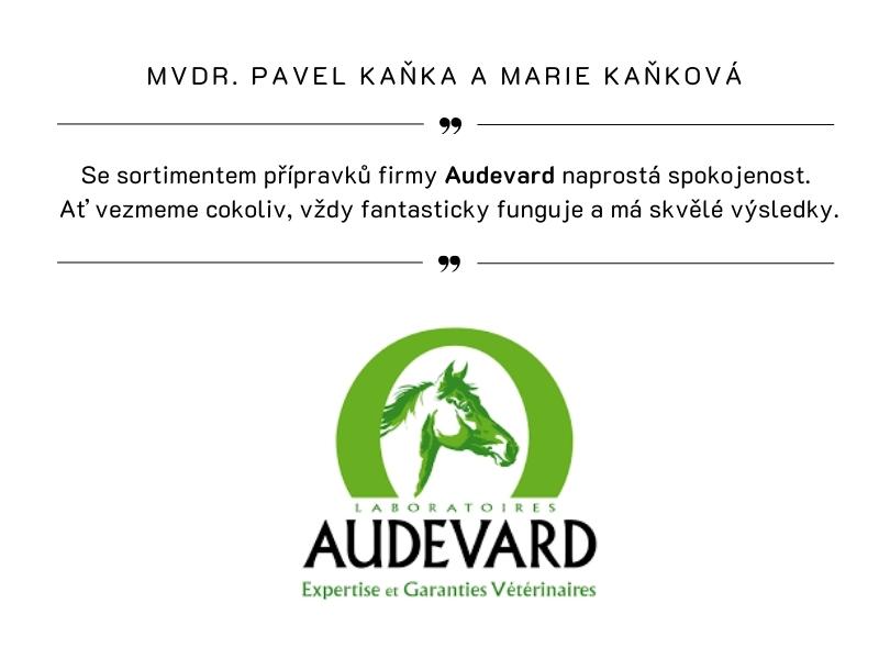 MVDr. Pavel Kaňka a Marie Kaňková