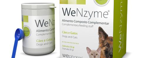 WeNzyme - komplexní podpora funkce slinivky břišní pro psy a kočky