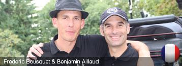 Frédéric Bousquet & Benjamin Aillaud