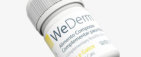 WeDerm - podpora a rovnováha pro zdravou kůži a srst