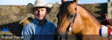 Franck Perret: reining