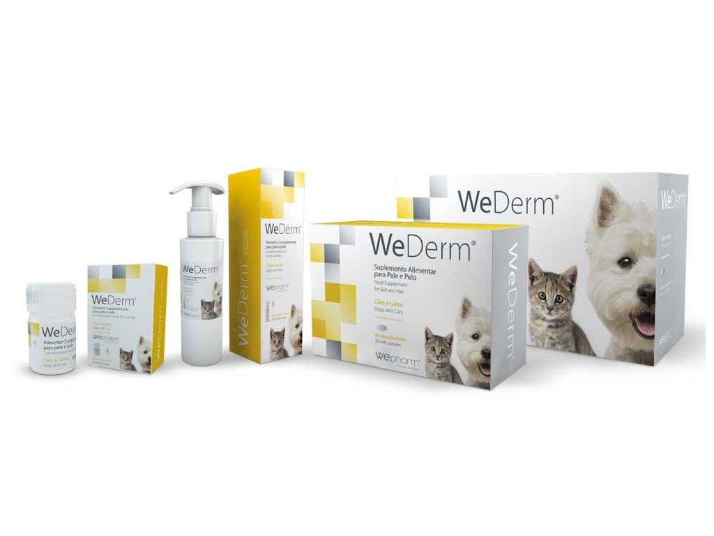 WeDerm Line