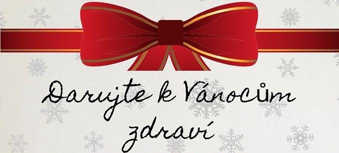 Vánoční dárek pro ženu. Darujte ji k vánocům zdraví!