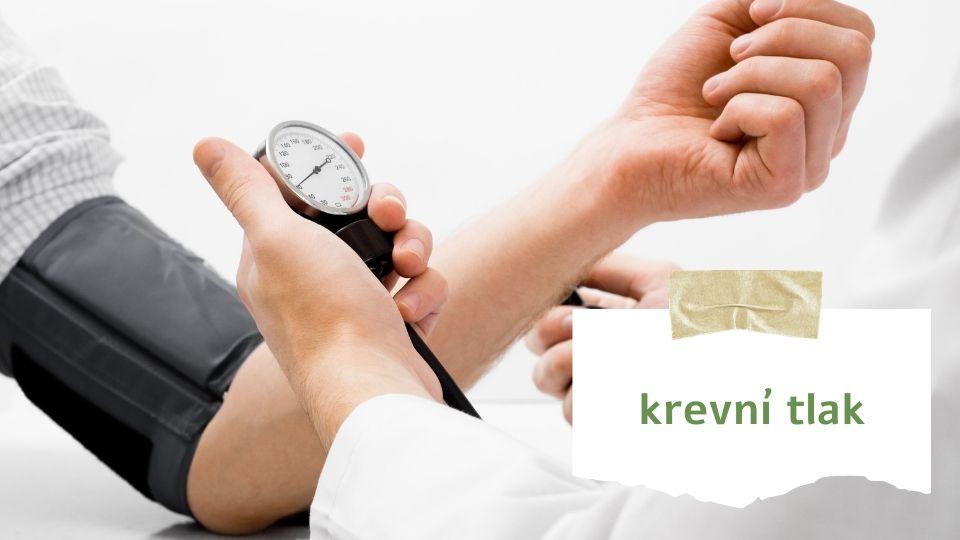 Trápí mě: Krevní tlak
