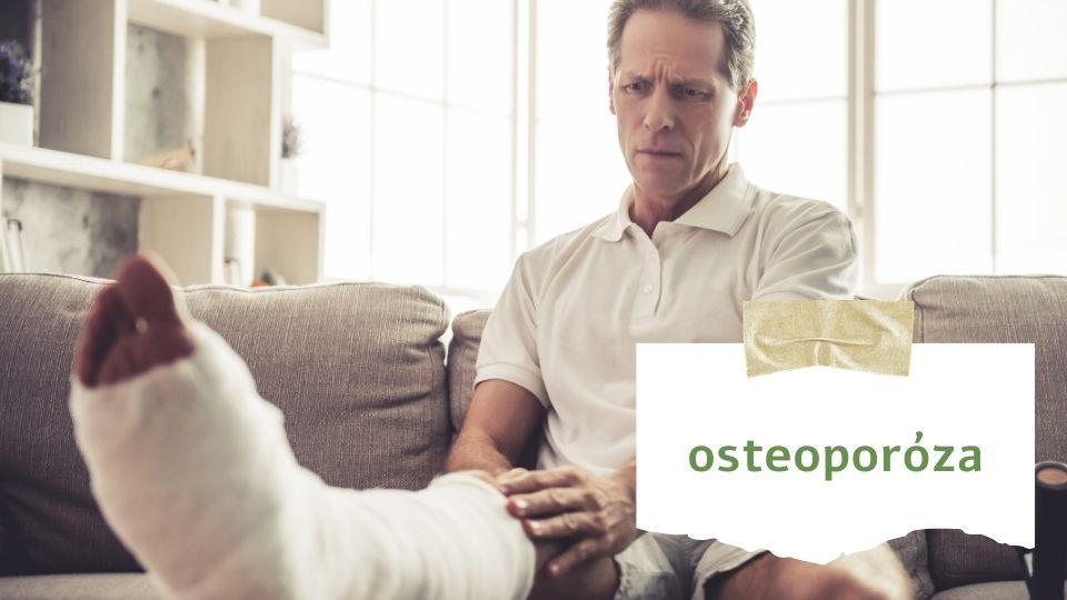 Trápí mě: Osteoporóza