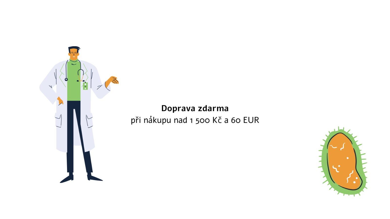 Doktor a doprava zdarma