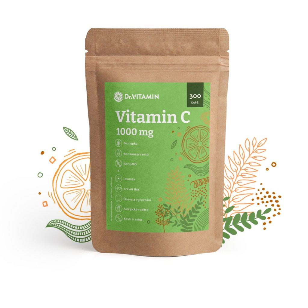Vitamin C 300 kaps ilu