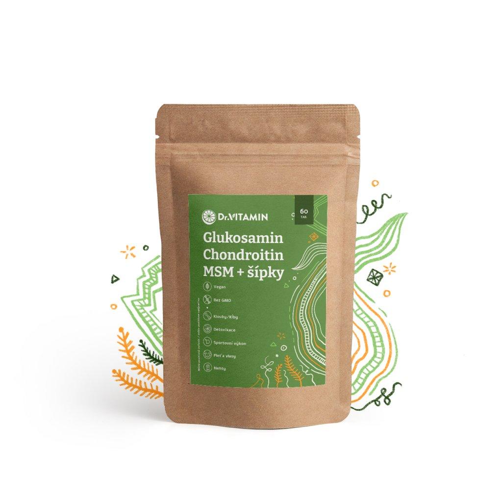 glucosamine chondroitin msm ilu