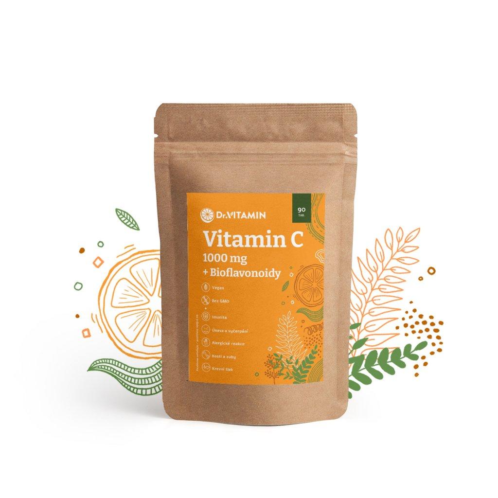 VitaminCbioflavinoidy ilu