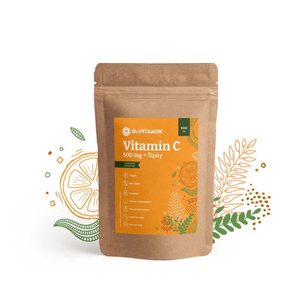 vitaminC sipky