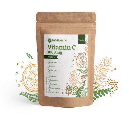 Vitamin C prášek ilu