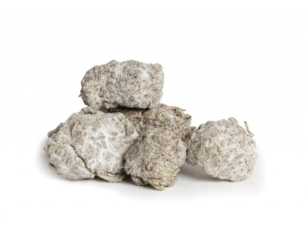 Květy Asteroids: nekompromisní 65% porce CBD